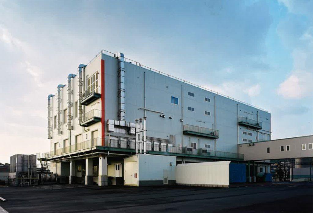 中部麺業(株)工場
